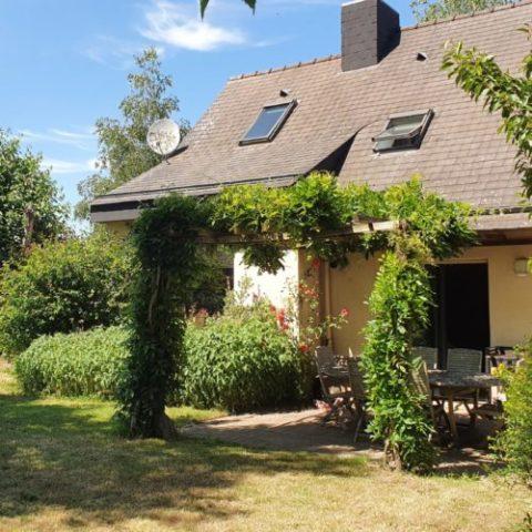 Environnement exceptionnel pour cette maison sur 600 m2.